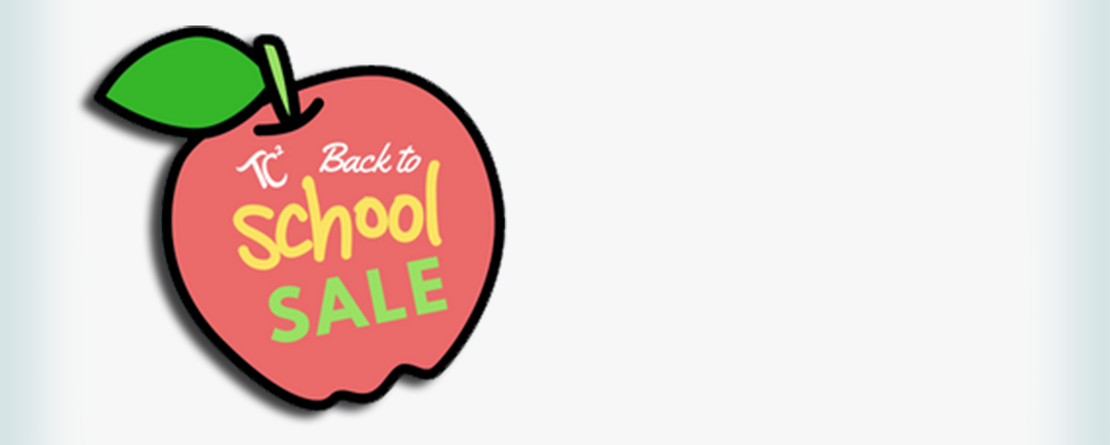 Back to School Sale 2019