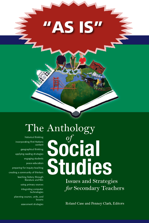 The Anthology of Social Studies: Issues and Strategies for Elementary Teachers ('as is' version)