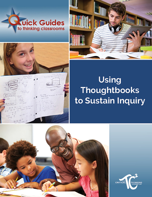 Using Thoughtbooks to Sustain Inquiry