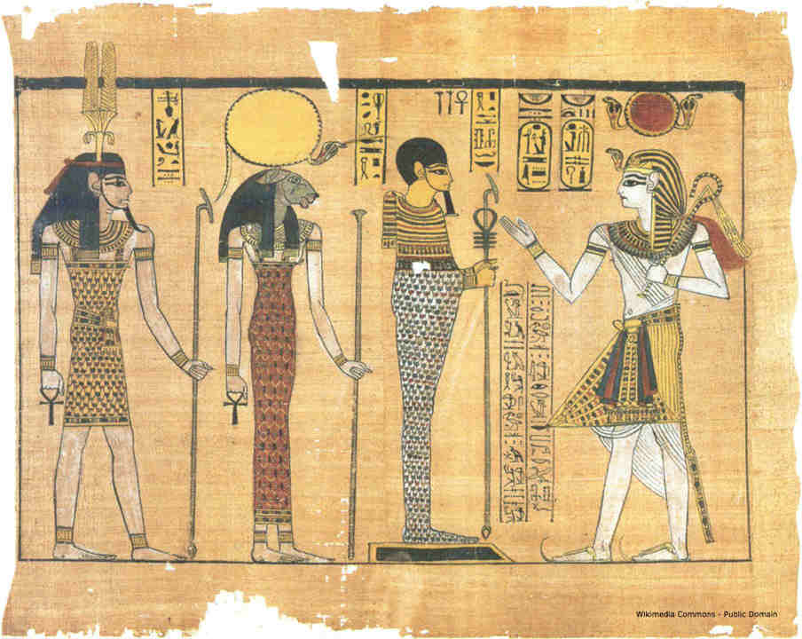 the beliefs in the afterlife in ancient egypts religion and literature Literature religion  during the millennia during which ancient egypt was a  here you'll find information related to the 3 main egyptian creation myths and.