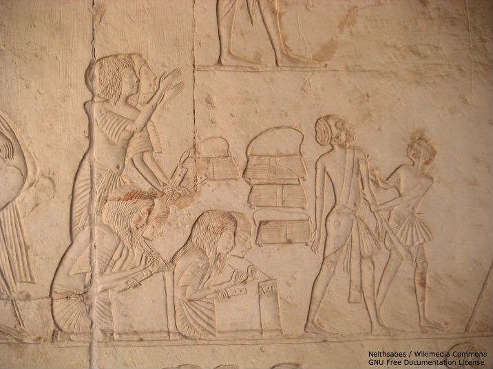 TC2 Source Docs - Ancient Egypt: Daily life
