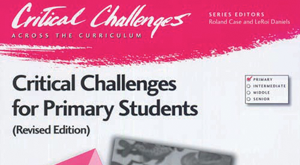 Critical Challenges for Primary Students