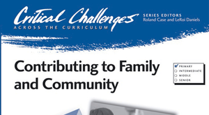 Contributing to Family and Community