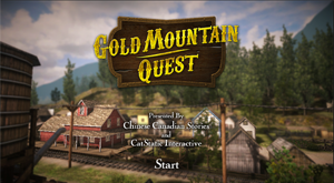 Gold Mountain Quest